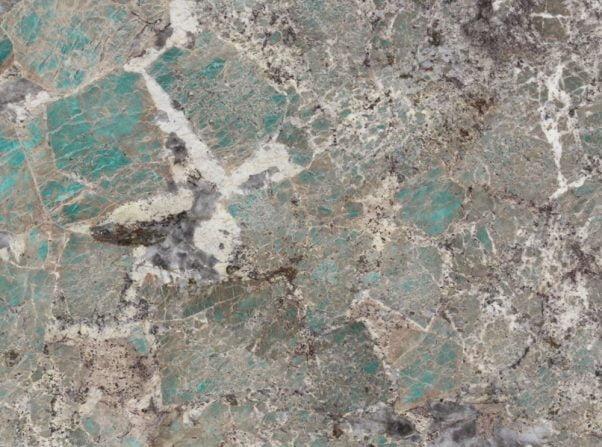 Granite - Amazzonite