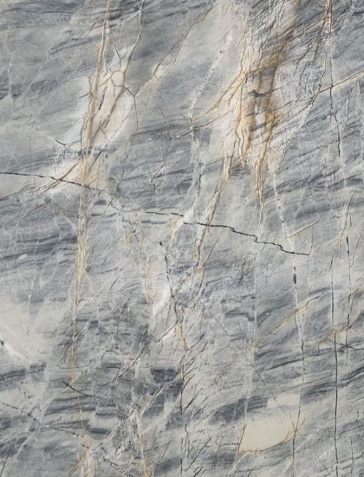 Quartzite - Ijen Blue Leather
